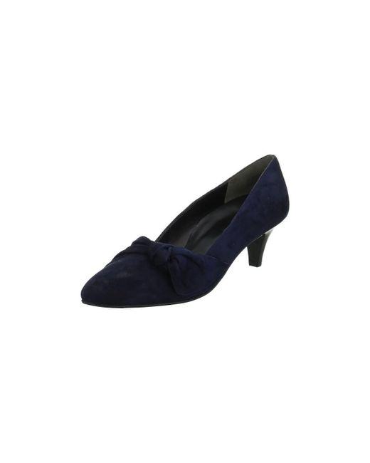 Paul Green | 3627001 Women's Court Shoes In Blue | Lyst