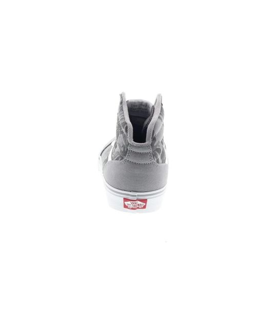 9a650349286edb ... Vans - Multicolor 187 B Milton High Men s Shoes (high-top Trainers) In  ...