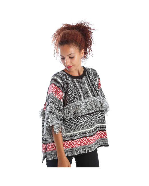 Pepe Jeans - Pl700981 Jumper Women Black Women's Sweater In Black - Lyst