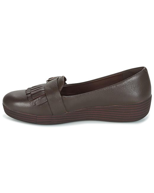 6f0c74950194 ... Lyst Fitflop - Multicolor Loafer moc Women s Loafers   Casual Shoes In  Multicolour ...