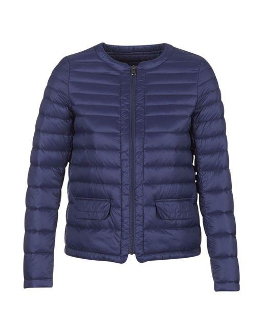 Benetton - Blue Midal Jacket - Lyst