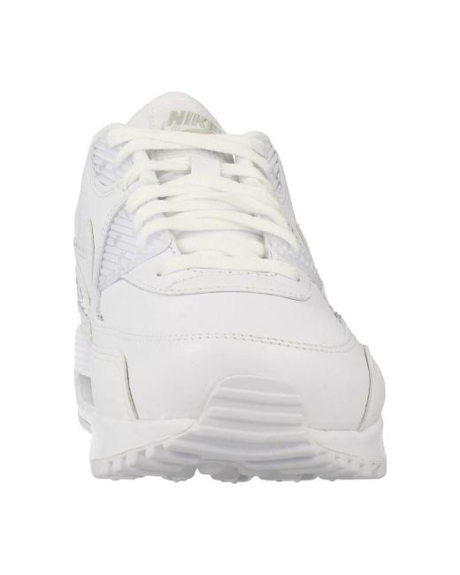 e89c6a8e77967 Nike Air Max 90 Men s Shoes (trainers) In White in White for Men - Lyst