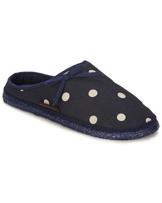 Giesswein - Plein Women's Slippers In Blue - Lyst