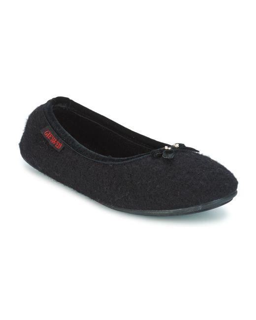 Giesswein - Hohenau Women's Slippers In Black - Lyst