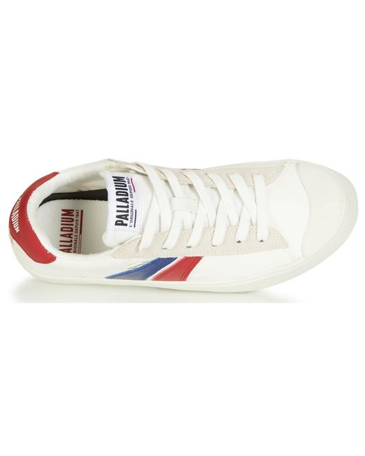 ... Palladium - Pallaphoenix Flame C Women s Shoes (trainers) In White ... 831cbb7ef