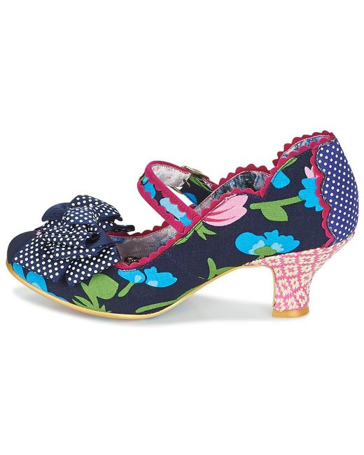 Irregular Choice BALMY NIGHTS women's Court Shoes in Outlet Amazon rJQFr
