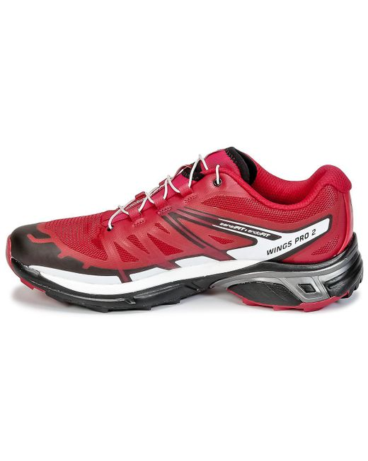 bf197ba347b Yves Salomon Wings Pro 2 W Women s Running Trainers In Red in Red - Lyst