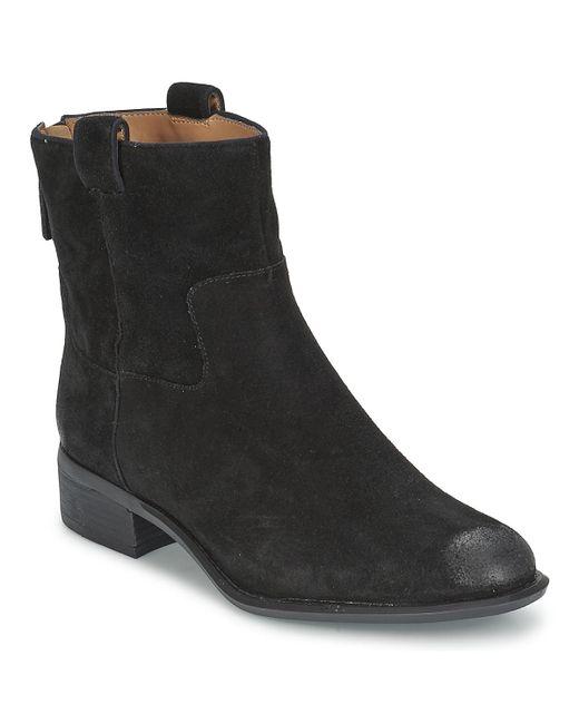 Nine West | Jareth Women's Mid Boots In Black | Lyst