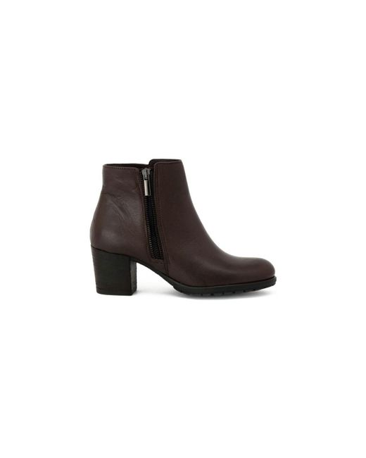 Keys | Black Polacco Women's Low Ankle Boots In Multicolour | Lyst
