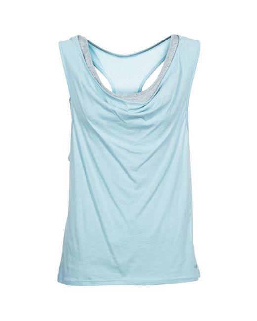 Bench - Skinnie Women's Vest Top In Blue - Lyst