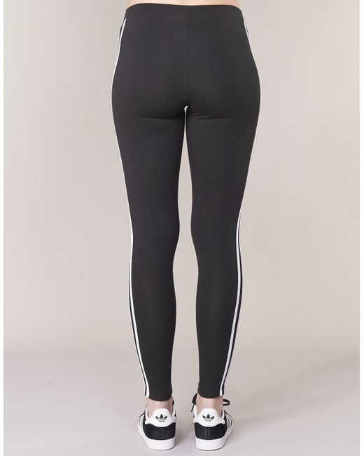 ea27c1a9e37808 adidas 3 Str Tight Women's Tights In Black in Black - Lyst