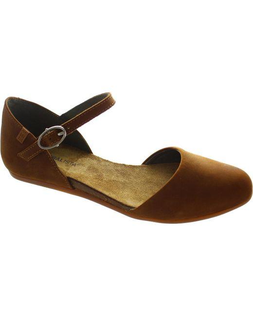 El Naturalista | Nd54 Women's Shoes (pumps / Ballerinas) In Brown | Lyst