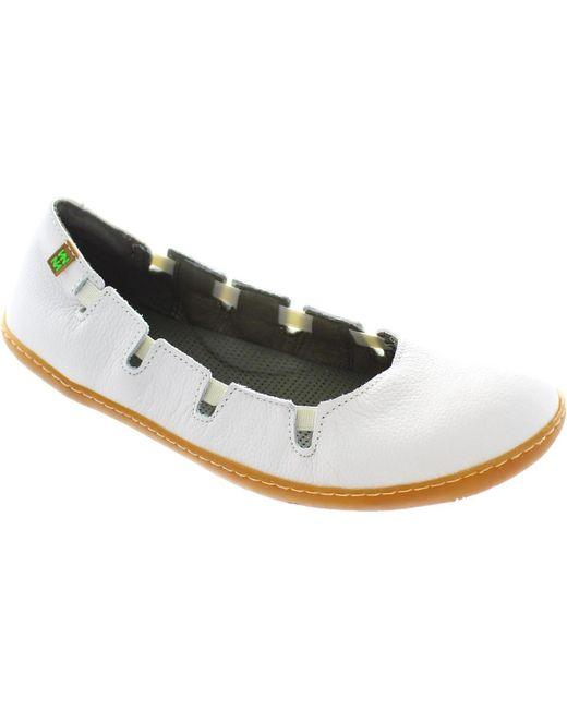 El Naturalista | El Viajero Women's Shoes (pumps / Ballerinas) In White | Lyst