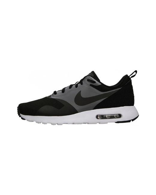 Nike | Black Air Max Tavas Se Men's Shoes (trainers) In Multicolour for Men | Lyst