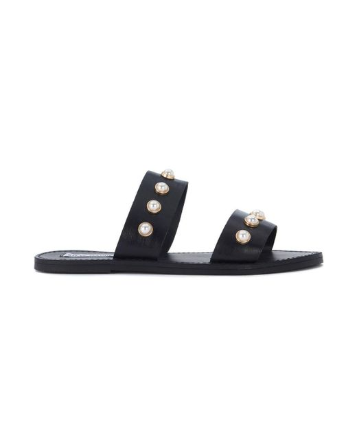Steve Madden - Black Sandals - Lyst