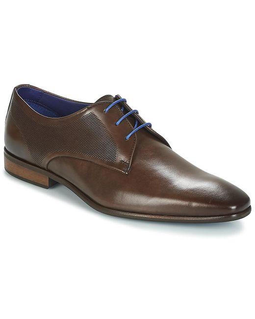 Azzaro - Judic Men's Casual Shoes In Brown for Men - Lyst