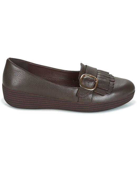 d6034dba56b5c ... Fitflop - Multicolor Loafer moc Women s Loafers   Casual Shoes In  Multicolour ...