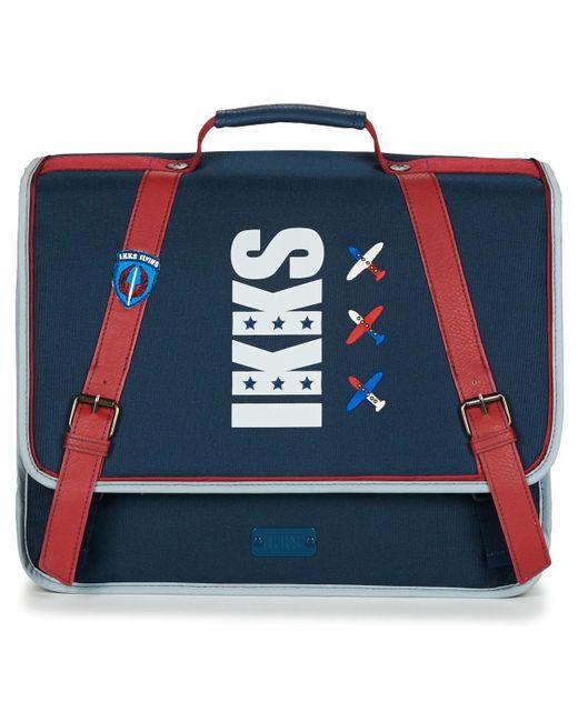 IKKS - Flight Boys's Briefcase In Blue for Men - Lyst
