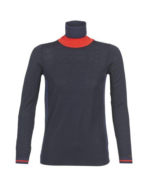 Tommy Hilfiger - Pommy Women's Sweater In Blue - Lyst