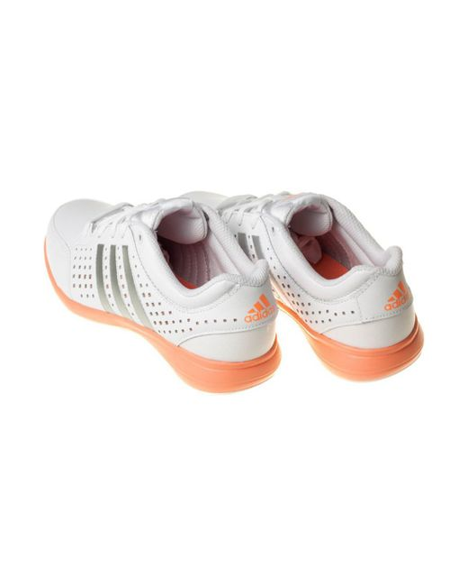 ... Adidas - Metallic Arianna Iii Women\u0027s Shoes (trainers) In Silver ...
