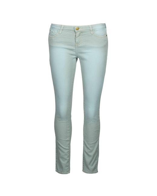Acquaverde | Scarlett Women's Skinny Jeans In Blue | Lyst