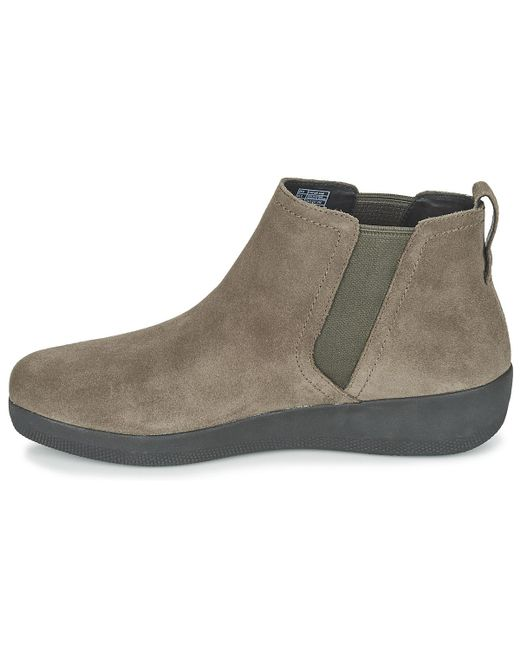FitFlop SUPER CHELSEA BOOT SUEDE women's Low Ankle Boots in Cheap Sale Low Price For Sale Cheap Online Cheap Sale Free Shipping Perfect Outlet How Much zl4dcK5oC