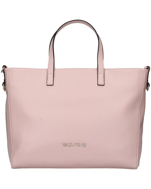 5b722b4296 Valentino - Pink VBS30501 femmes Sac à main en rose for Men - Lyst ...