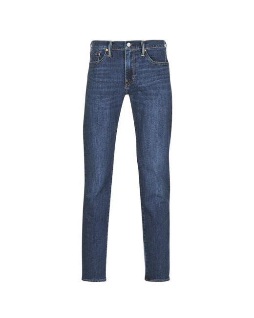 5127fd2682b Levi's - Levis 511tm Slim Fit Men's Skinny Jeans In Blue for Men - Lyst ...