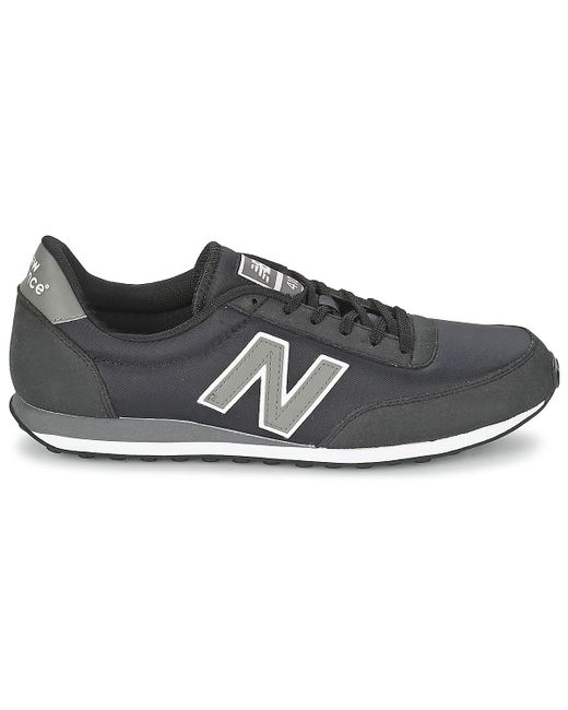 b79f23d82f7bf New Balance U410 Men's Shoes (trainers) In Black in Black for Men - Lyst