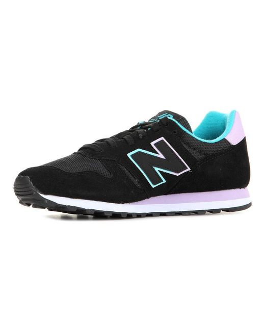 New Balance Wmns Wl373gd Women's Shoes (trainers) In Black
