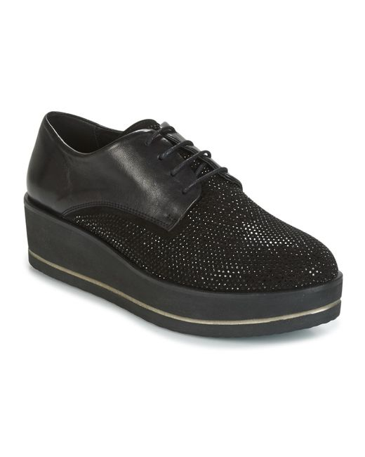 Tosca Blu - Cimone Strass Women's Casual Shoes In Black - Lyst