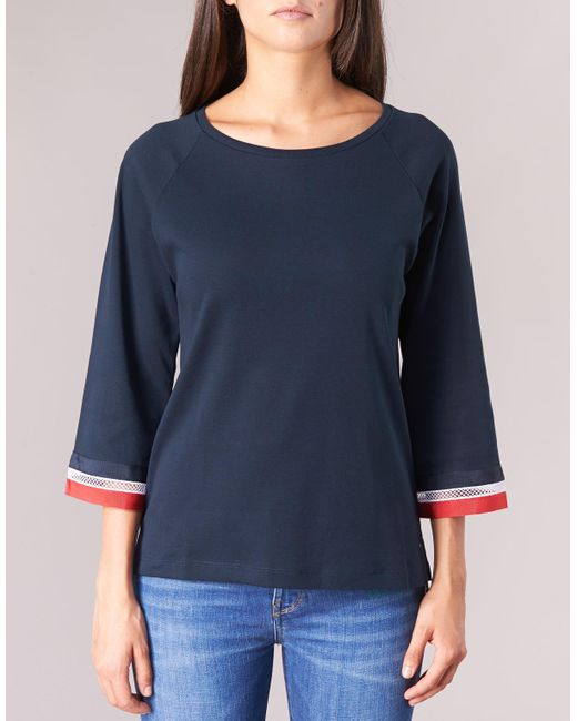 Tommy Hilfiger Blouses EDNA OPEN-NK LACE