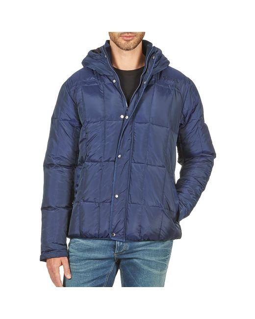 Bench - Quota Men's Jacket In Blue for Men - Lyst