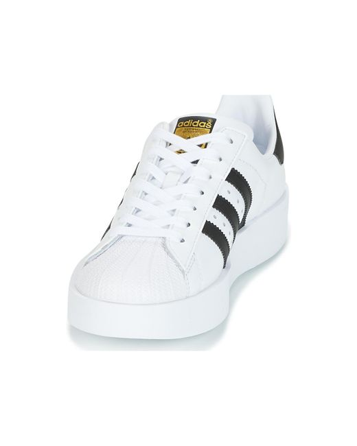 Adidas Femme trainers Plateforme a Women's Shoes In Superstar r56xawqCr