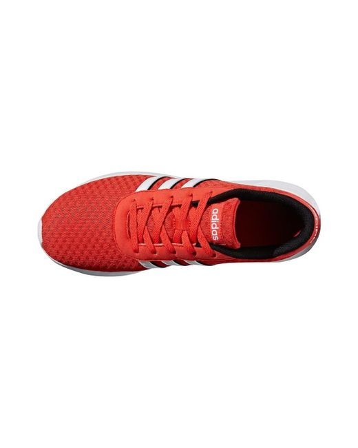 00f4205380093b ... Lyst Adidas - Lite Racer Men s Shoes (trainers) In Red for Men ...