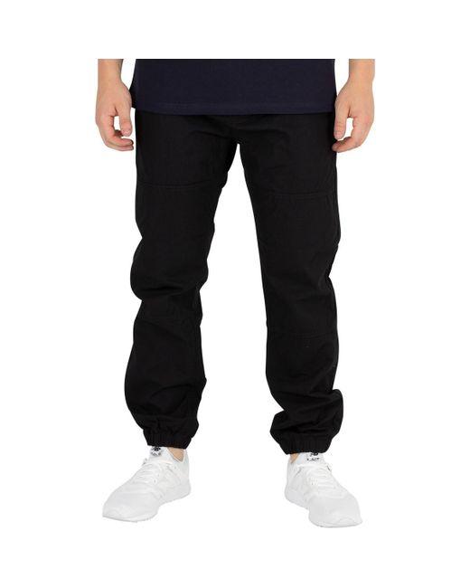 Carhartt WIP - Men's Marshall Joggers, Black Men's Sportswear In Black for Men - Lyst