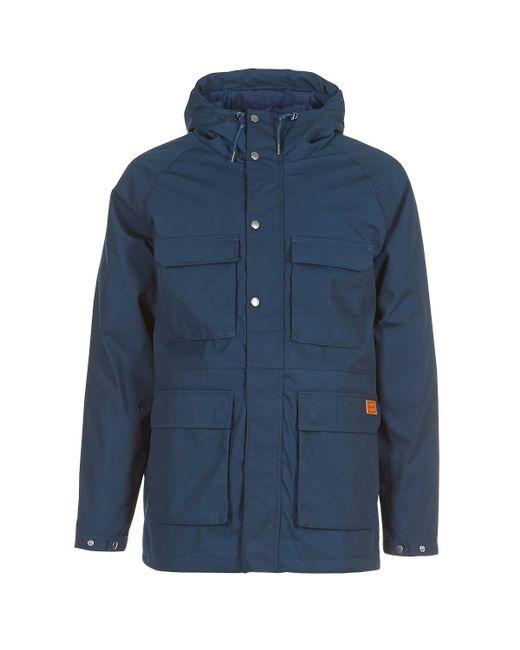 Volcom - Renton Winter Parka Men's Parka In Blue for Men - Lyst