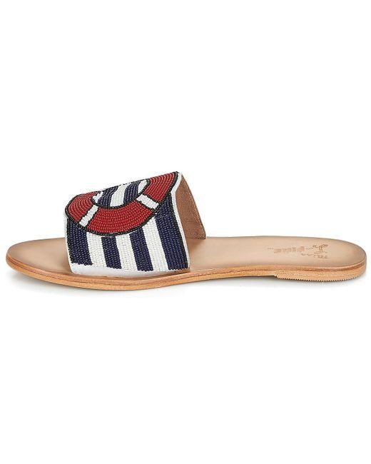 Miss L'Fire ALL ABOARD women's Mules / Casual Shoes in To Buy Buy Cheap Best Seller BysRJINGD