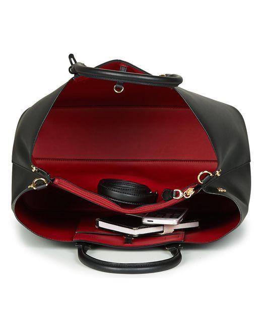 ... Lauren by Ralph Lauren - Dryden Marcy Satchel Large Women s Handbags In  Black for Men ... 212c0e4e07a44