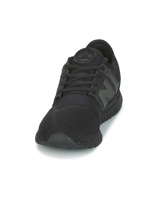 7eeadccdea035 ... Lyst New Balance - Mrl247 Men's Shoes (trainers) In Black for Men ...