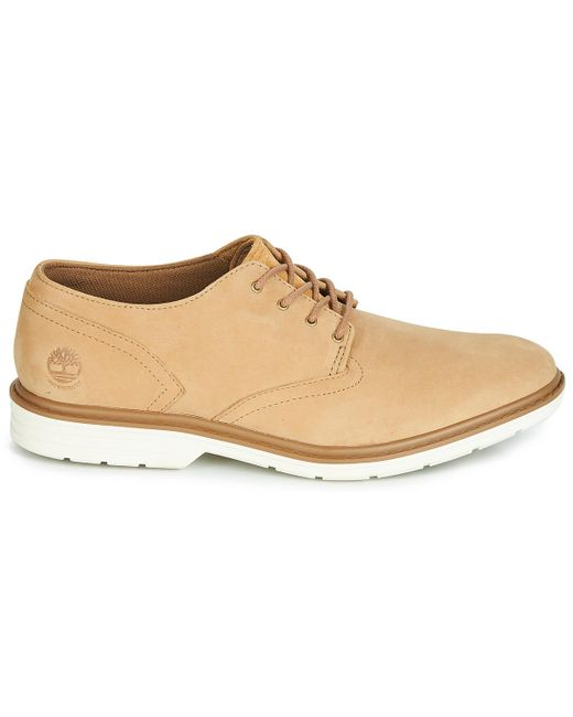 Timberland Synthetic Sawyer Lane Wp Oxford Men's Casual