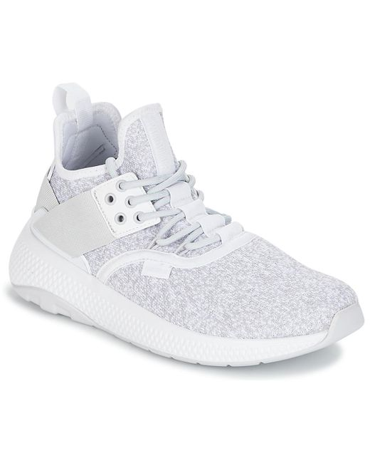 Palladium - White Ax_eon Lace K Shoes (trainers) - Lyst