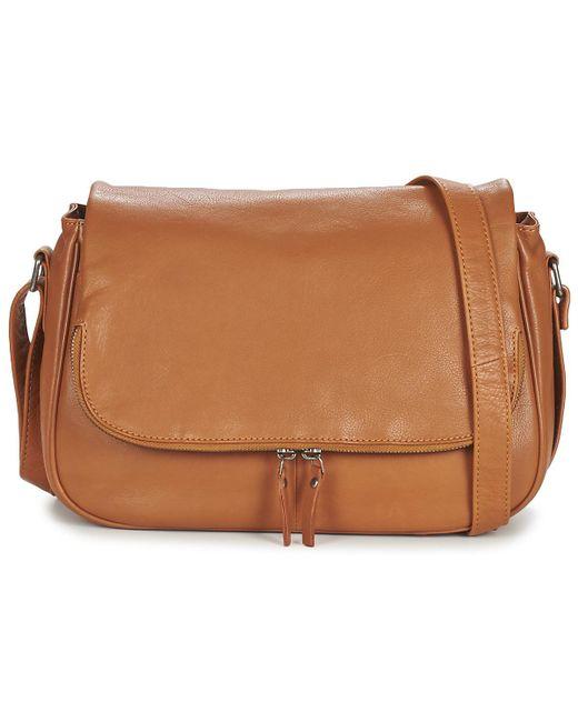 Betty London - Ezigale Women's Shoulder Bag In Brown for Men - Lyst