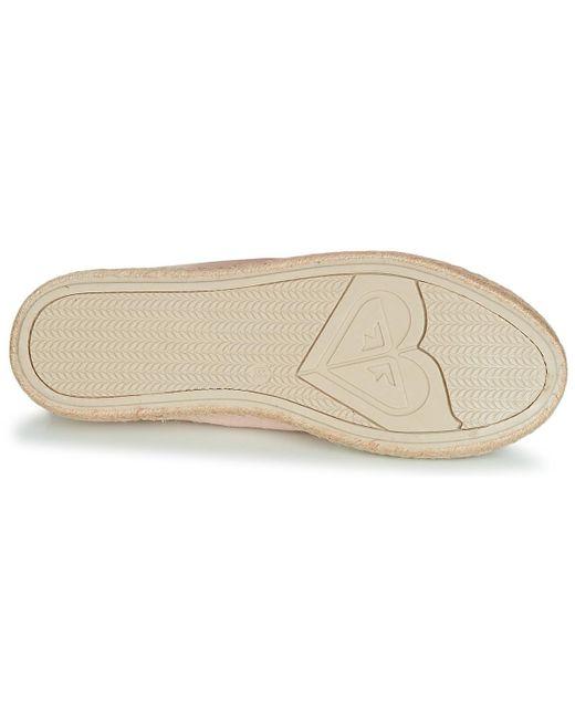 e686eff7e ... Roxy - Felicity J Shoe Bsh Women's Espadrilles / Casual Shoes In Pink  ...