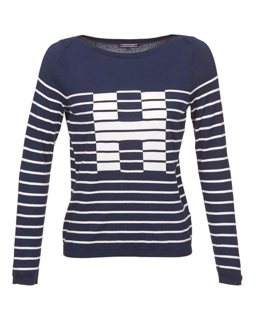 Tommy Hilfiger | Udaya Women's Sweater In Blue | Lyst