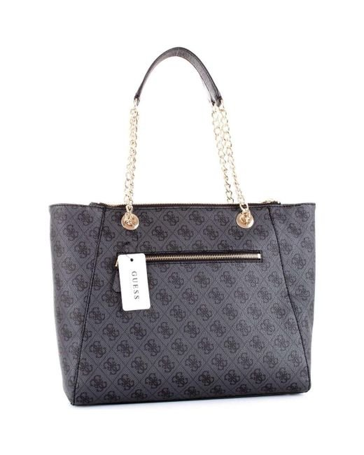 152cfc4f9e ... Guess - Black HWSG7296230 femmes Sac à main en Noir for Men - Lyst ...