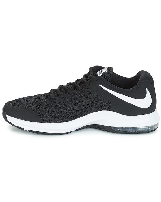 6c68efd39ba6bc ... Lyst Nike - Air Max Alpha Trainer Men s Trainers In Black for Men ...
