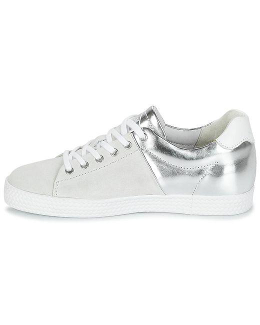 Lyst Palladium Kate Pldm White Wnn0o8kpx By Shoestrainersin EIDH9W2
