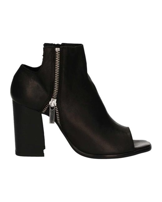 Keys | 5143 Ankle Boots Women Black Women's Low Boots In Black | Lyst