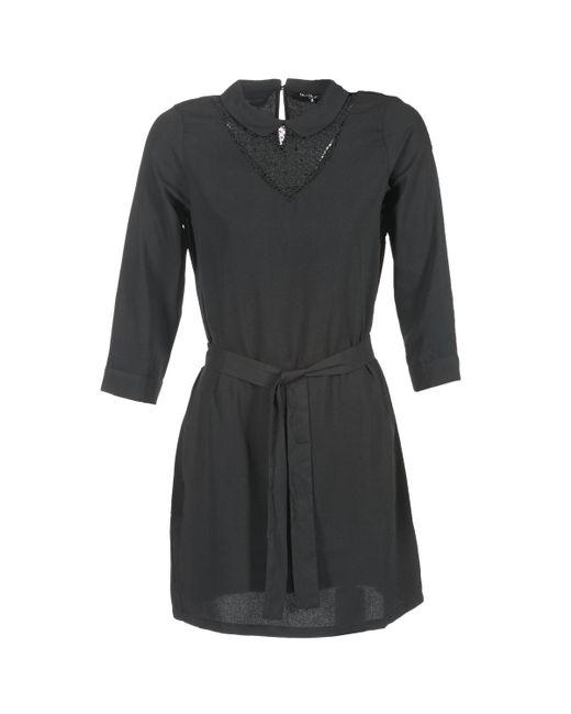 Best Mountain - Mouris Women's Dress In Black - Lyst